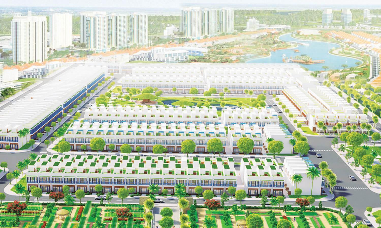 Dự án KDC BIÊN HÒA RESIDENCE 1 tại Tam Phước Đồng Nai