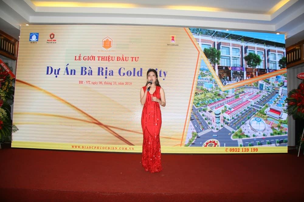 Lễ Mở Bán Ba Ria Gold City (Giai Đoạn II)