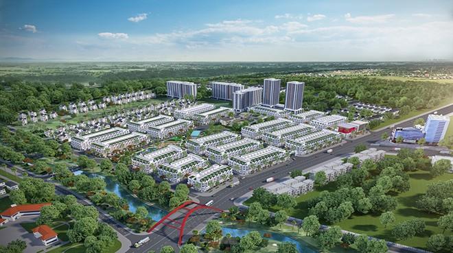 Tiến Lộc Garden - Tâm điểm phát triển vùng ven phía đông Sài Gòn