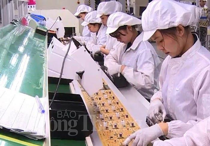 Vốn FDI Nhật Bản 'đổ mạnh' vào Bình Dương