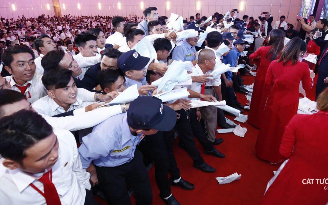 Mở bán đợt 3 dự án Cát Tường Phú Hưng