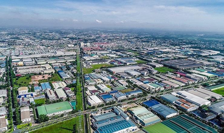 Thời cơ đầu tư bất động sản Bàu Bàng