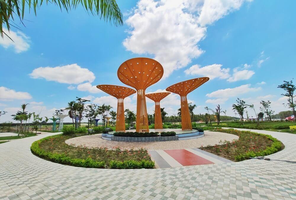 Nhộn nhịp bất động sản Bàu Bàng