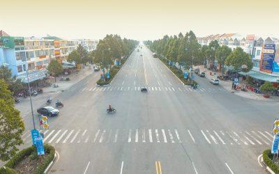 Bàu Bàng: Huy động mọi nguồn lực đầu tư kết cấu hạ tầng