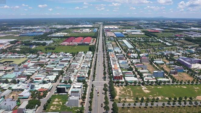 Crystal Central tọa lạc ngay trung tâm đô thị - công nghiệp Bàu Bàng với hàng loạt lợi thế về tiện ích và hệ thống giao thông kết nối