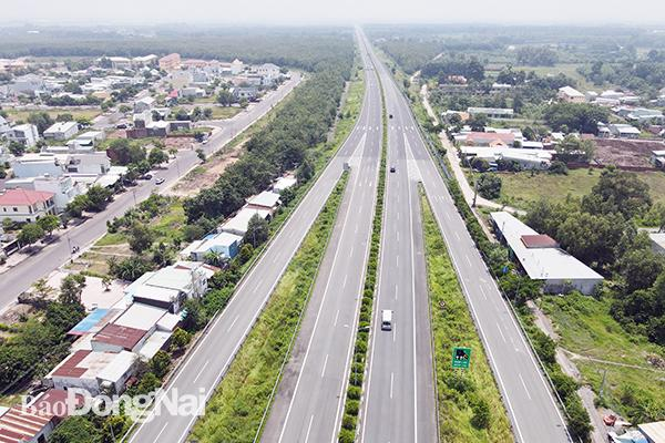 Khởi động dự án đường cao tốc Dầu Giây – Liên Khương