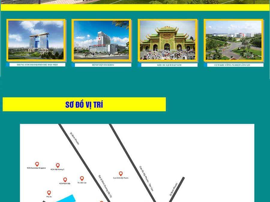 KDC Tân An  – Tp. Thủ Dầu Một